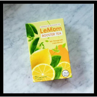 BabyShopeing - Lemom Boster Tea / Minuman Lemon Boster Pelancar ASI