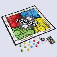 Hasbro Sorry! Mainan Board Game Pursuit Klasik
