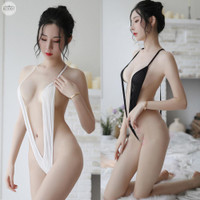 Sleepwear V-string Thong Swimwear Bikini Bra Mini Sexy Backless
