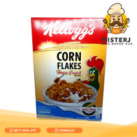 CORN CRUNCH KELLOGS FLAKE 220GR HONEY