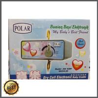 Mainan Ayunan Listrik Polar baby swing CRADLE mesin ayun ayunan anak