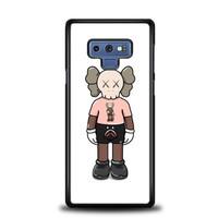 Casing Samsung Note 9 Uniqlo x Kaws x Bape P1992