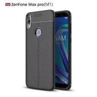 Case Asus Zenfone Max Pro M1 ZB601KL Soft Case Auto Focus Leather Case