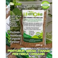 Pupuk Organik | Pestisida Nabati | Fungisida Alami | Bio Neem Cake