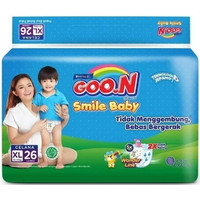 Goon Smile Baby Pants XL26 Diapers Pants Anak Goon Smile Baby