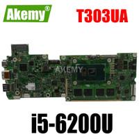 T303UA Motherboard i5-6200U For Transformer 3 Pro For for ASUS T303U
