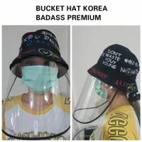 BUCKET HAT KOREA/BADDAS PUM/Topi