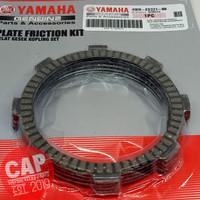 Kampas Kopling Plat Kopling Yamaha Jupiter Z F1ZR Vega R New 5TN 4WH