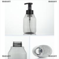 Botol Kosong Ukuran 350ml Bahan Pet Untuk Sabun Mandi Gel Lotion