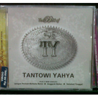 TANTOWI YAHYA THE BEST OF CD BARU SEALED COUNTRY