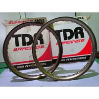 VELG UKURAN 140 160 RING 17 TDR BROWN parts