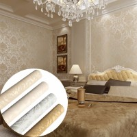 3D Wallpaper Wall Background Stripe Mural Roll Wall Paper For Home