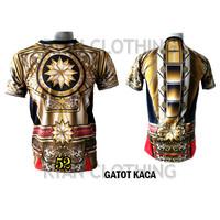 Baju Gatot Kaca Dewasa Kaos Superhero Full Printing 3D #FPS-52