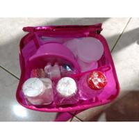 Paket Bahan Membuat Slime Tofu Kit Lengkap Mainan Anak Perempuan
