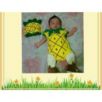1 Nanas th Bayi Cewe 6 Cewek Bulan Lucu 12 Baju Baru Wanita 3 Lahir Ba