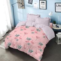 Bed Cover King 180 Caroline Kintakun Dluxe Microfiber (7in1) 39 cm