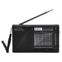 PS Panda 6170 FM MW SW Radio Portable Stereo Speaker TF Card MP