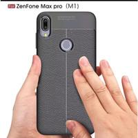 Case Casing Soft Case Auto focus ASUS Zenfone Max Pro M1 -Hitam