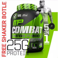 MP Muscle Pharm COMBAT 100 WHEY Protein