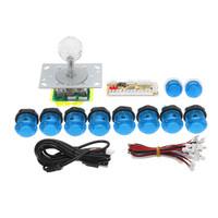 PS PC USB Joystick Controller Push Button DIY Set Kit for Arcad