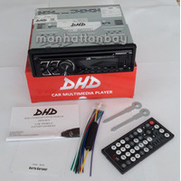 Tape Mobil Head Unit Single Din DVD Player MP3 USB Micro SD Au Terbaik