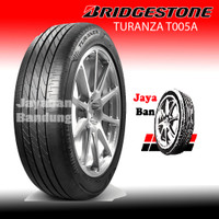 Bridgestone TURANZA T005A ukuran 185/60 R14 - Ban Mobil Corolla City