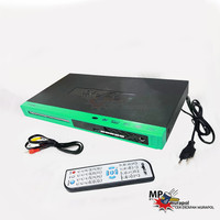 VCD PLAYER DVD Karaoke ORIGINAL DVD NIKO - Tone - MP3 JPEG USB MP4 Key
