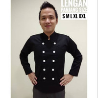 BS Baju Koki Lengan Panjang XXXL