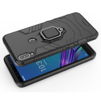Max With I-Ring Zenfone ZB602KL Hardcase VOTRE Kickstand Pro Asus Armo