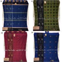 DAM Sarung SKT Excellent BHS Songket Primer & BHS - motif Wadimor & Ex
