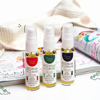 Aroma BabyOil KIMMY - & by Anak Australian Alami MINYAK Terapi BABY Pi