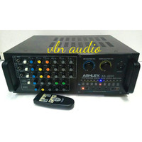 ampli fier karaoke ASHLEY KA 6500 KA6500. ORIGINAL Best Selling