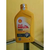 ORI oli oil shell helix hx5 15w40 1liter