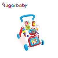 Sugar Baby Mini Car Push Walker Trunky - Red Blue