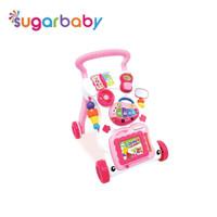 Sugar Baby Mini Car Push Walker Vanny - Pink