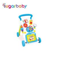 Sugar Baby Mini Car Push Walker Tommie - Light Blue