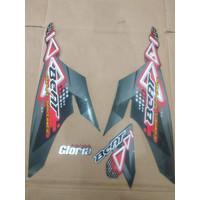 ORI Striping List Body Beat Karbu Karburator Tahun 2010 2011 Hitam
