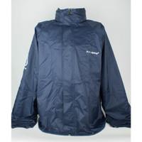 Ready Kalibre Raincoat Jas Hujan Rainshield Navy m l
