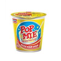 Pop Mie Indomie Mie Kuah rasa Kari Ayam 75G