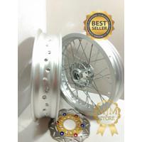 DISKON BESAR Velg Model TDR Ring 14 Tapak Lebar 250 215 Beat Order Now