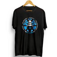 Tshirt Kaos Distro TONY STARK Club Iron Man Avengers Cotton Combed 30s