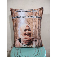 UP164 Bantal Foto Custom Bantal Foto Costum KPOP 30x40cm