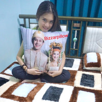 SE923 Bantal Foto Custom 50 x 50