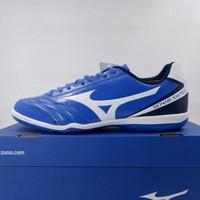 Sepatu Futsal Mizuno Monarcida Neo Sala Select IN Blue White Limited