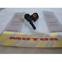 Rumah Kleman Dudukan Injektor Honda New Supra X 125 FI sinil Asli