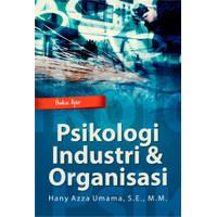 BUKU SKRIPSI Buku Ajar Psikologi Industri & Organisasi