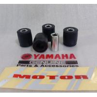 Bosh Bos Arm Arem karet Mounting Yamaha Mio Lama Nouvo sinil