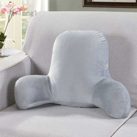 Qilong1 Lounger Rest Relief Back Pillow Support Stable TV Reading