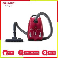 VACUM CLEANER SHARP LOW WATT EC8305 VACUUM CAKUM VACCUM FACUM CLEANER