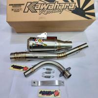 Knalpot Kawahara GT PRO Jupiter z Vega R 115150cc Kawahara Racing